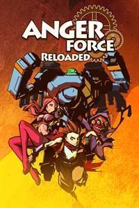 AngerForce: Reload cover art