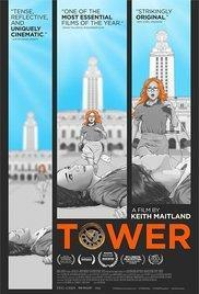 Tower cover art