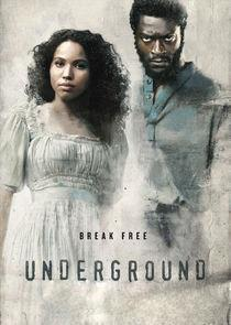 Underground Season 2 cover art