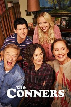 The Conners Season 1 cover art