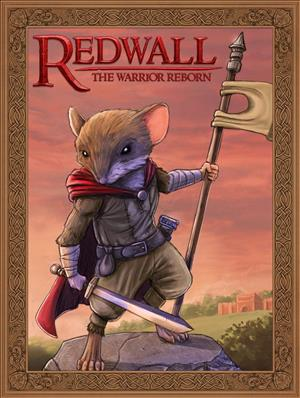 Redwall: The Warrior Reborn cover art