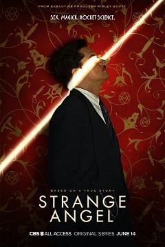 Strange Angel Season 1 cover art