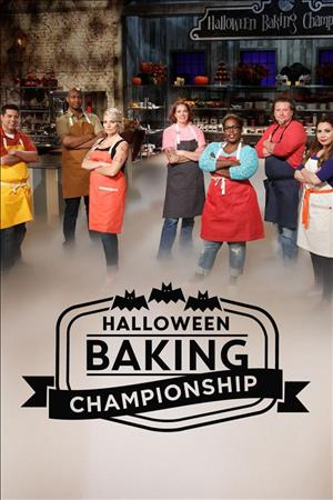 Halloween Baking Championship Season 3 cover art