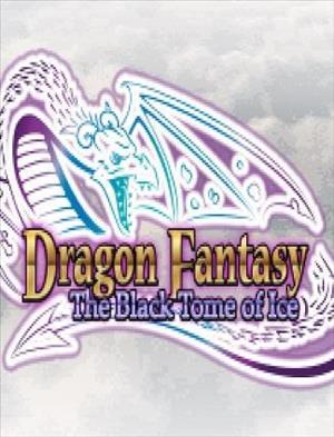 Dragon Fantasy: The Black Tome of Ice cover art
