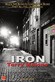 Iron Terry Malone cover art