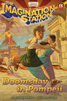 Doomsday in Pompeii cover art
