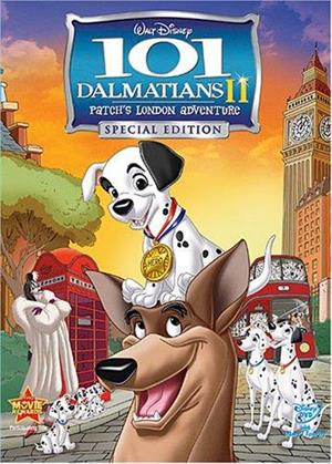 101 Dalmatians II: Patch's London Adventure cover art