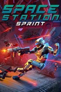 Space Station Sprint cover art