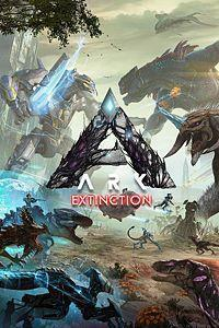 ARK: Extinction cover art