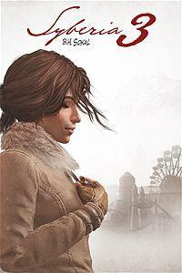 Syberia 3 cover art