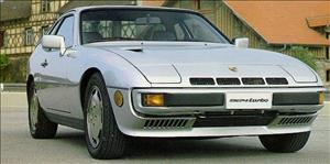 PORSCHE 924 Turbo cover art