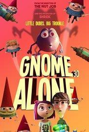 Gnome Alone cover art