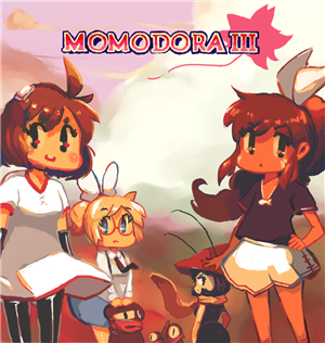 Momodora III cover art