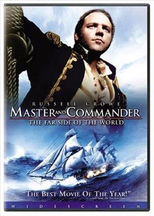 Master and Commander: The Far Side of the World cover art