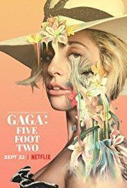 Gaga: Five Foot Two cover art