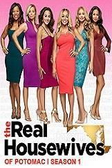 The Real Housewives of Potomac Season 1 cover art