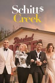 Schitt's Creek Complete Collection cover art