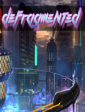 Defragmented cover art