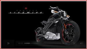 2015 Harley-Davidson Livewire Electric cover art