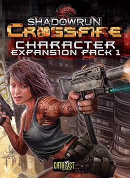 Shadowrun: Crossfire – Character Expansion Pack 1 cover art