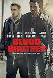 Blood Brother cover art