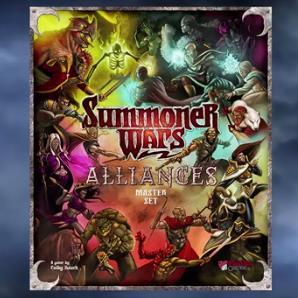 Summoner Wars: Alliances Master Set cover art