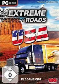 Extreme Roads USA cover art