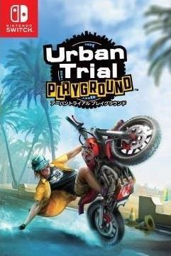 Urban Trial Playground cover art