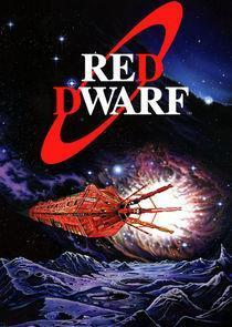 Red Dwarf Season 11 cover art