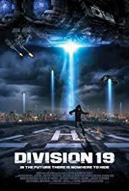 Division 19 cover art