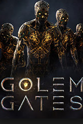 Golem Gates cover art