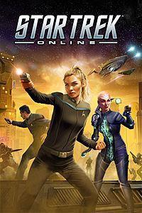Star Trek Online cover art