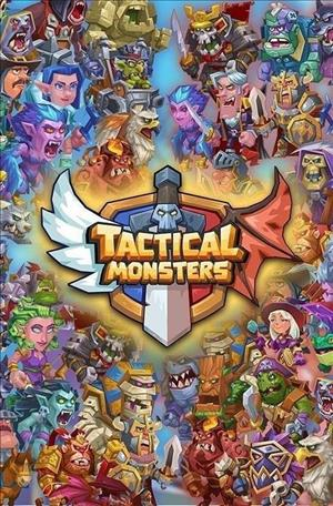Tactical Monsters Rumble Arena cover art