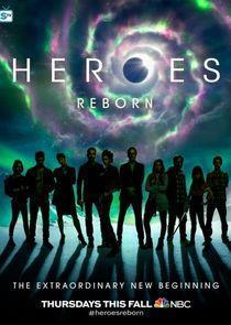 Heroes Reborn Season 1 cover art