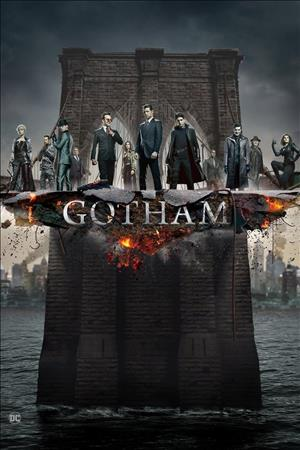 Gotham Season 5 cover art