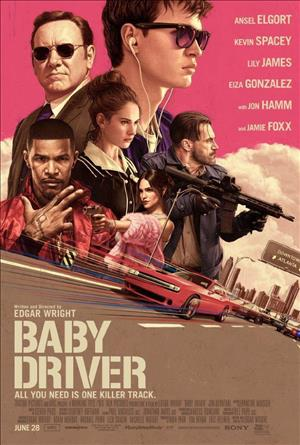 Baby Driver cover art
