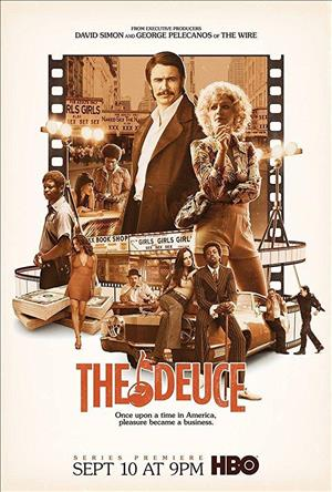 The Deuce Season 1 cover art