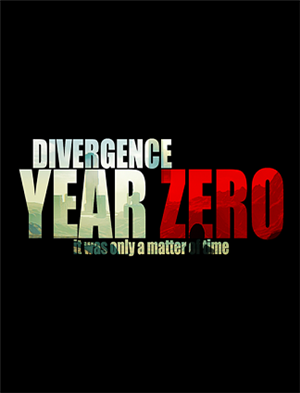 Divergence: Year Zero cover art