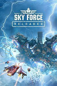 Sky Force Reloaded cover art