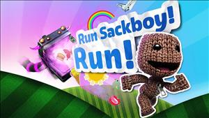 Run Sackboy! Run! cover art