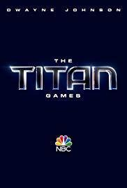 The Titan Games Season 1 cover art