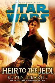 Star Wars: Heir to the Jedi (Kevin Hearne) cover art
