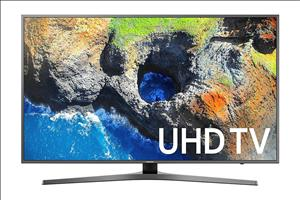 Samsung MU7000 LED UHD TV cover art