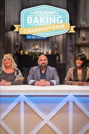 Holiday Baking Championship Season 4 cover art