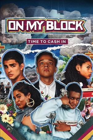 On My Block Season 3 cover art