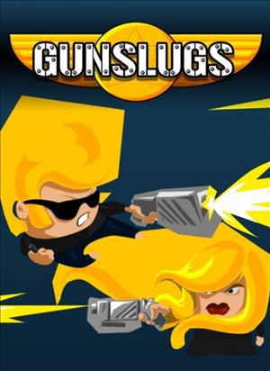 Gunslugs cover art