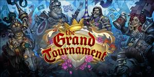 Hearthstone: The Grand Tournament cover art
