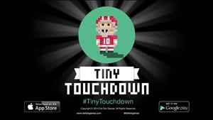 Tiny Touchdown cover art
