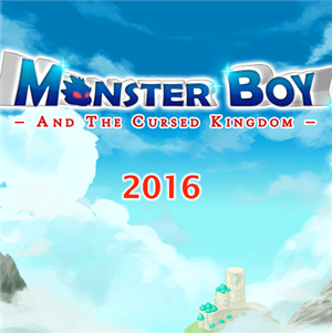 Monster Boy and the Cursed Kingdom cover art