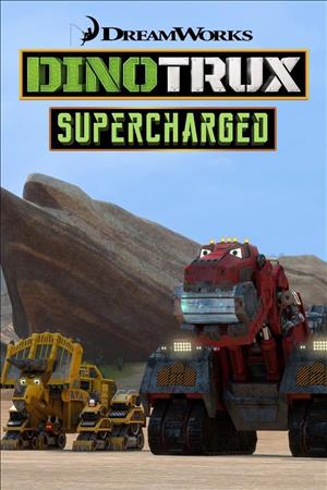 Dinotrux Supercharged Season 3 cover art